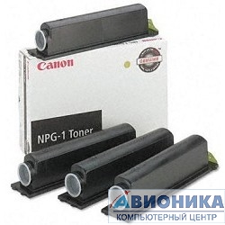 Тонер CANON NP-1215/6216/6416/6317 Tube NPG-1 (o)